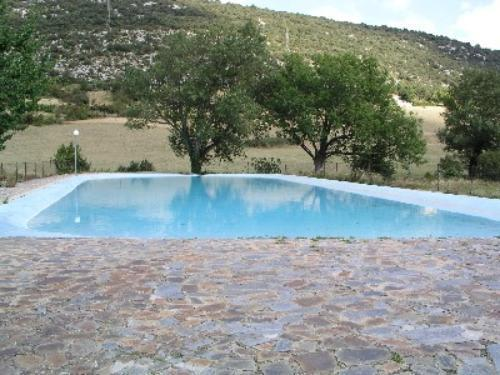 The nearby open air pool in Fosse 3kms away from Le Vivier