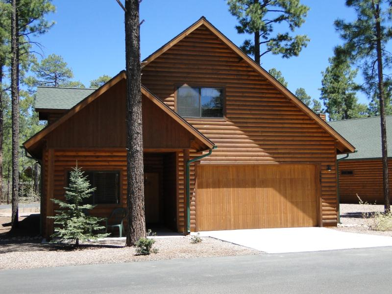 Beltz Family Cabin - Front view