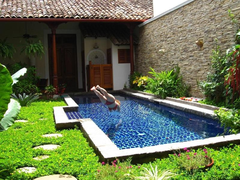 Beautifully Restored 250 Year Old Classic Villa in Granada, Nicaragua, vacation rental in Isletas de Granada
