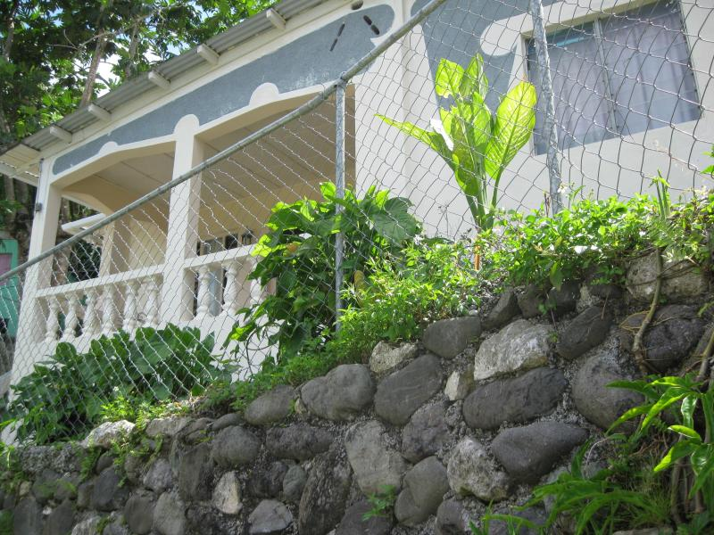 PINEAPPLE HILL SEA VIEW COTTAGE, Ferienwohnung in Port Antonio