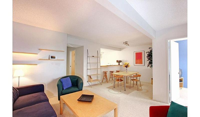 Spacious and Airy throughout!