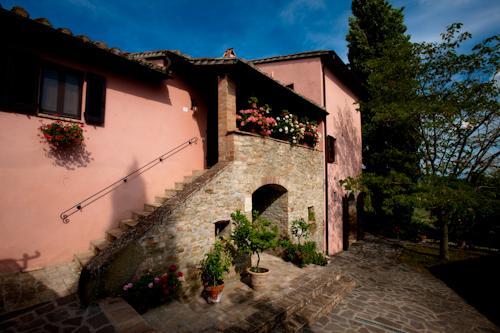 Il Gelsomino apartment near Perugia - Villa Rosa, vacation rental in Agello