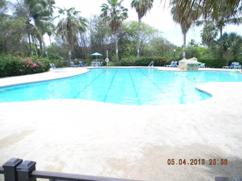 Pelican Cove's beautiful chorine free pool