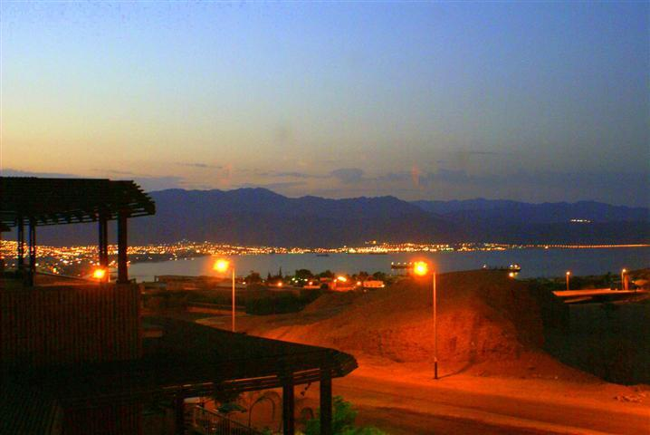 Apartment over looking gulf of eilat, alquiler vacacional en Srigim