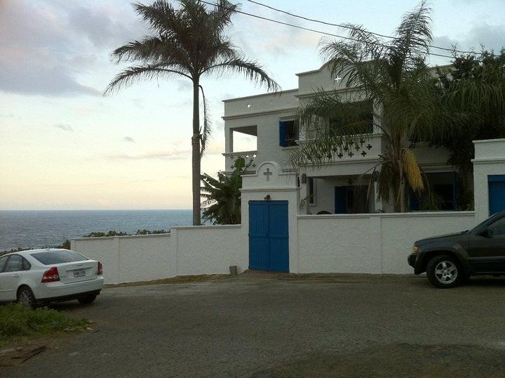Mediterranean Style house overlooking the Atlantic Ocean