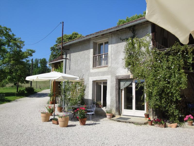 'La Petite Grange' a Rural Gîte in SW France, holiday rental in Cazaux-Villecomtal