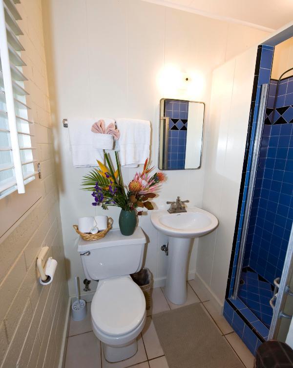 Chambre 4-salle de bain