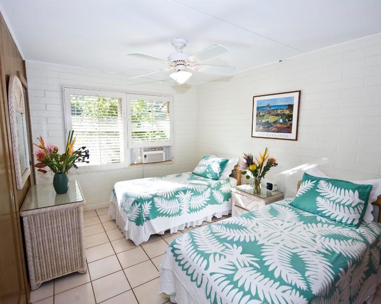 Chambre 3 - 2 x lits jumeaux