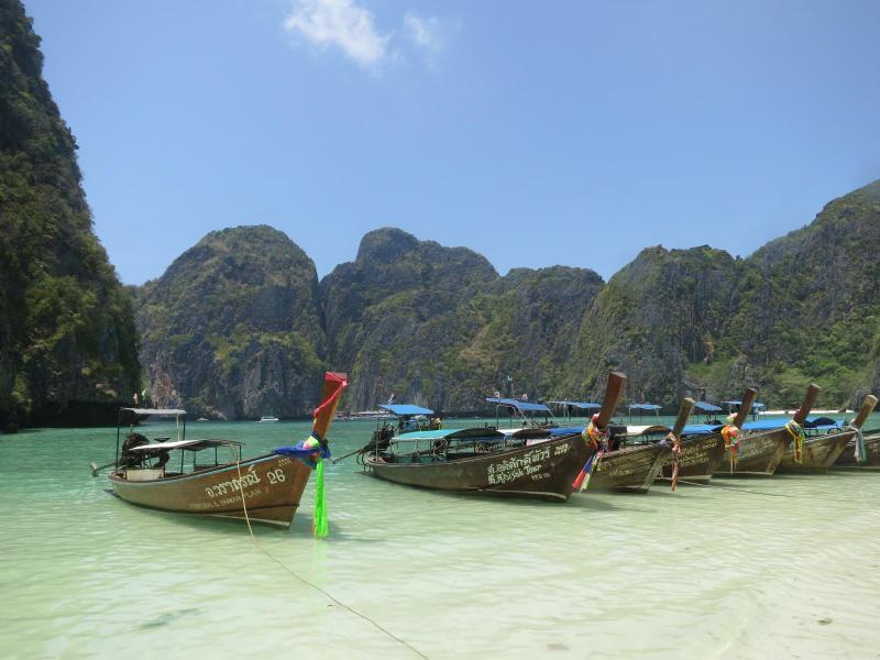 Isola di Phi Phi, il tour di giorno da Phuket