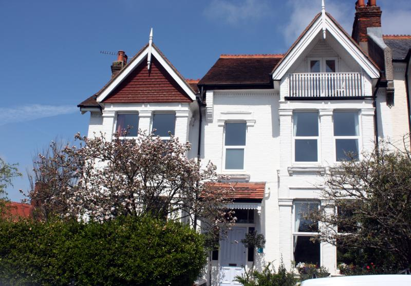 Our beautiful family house is well situated in Brighton