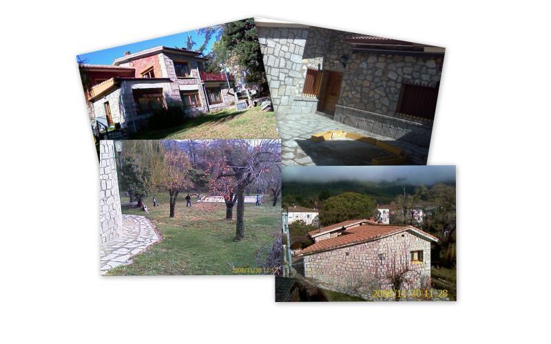 casa rural en alquiler o venta, holiday rental in La Adrada