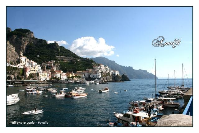 Panorama di Amalfi/ Amalfi view