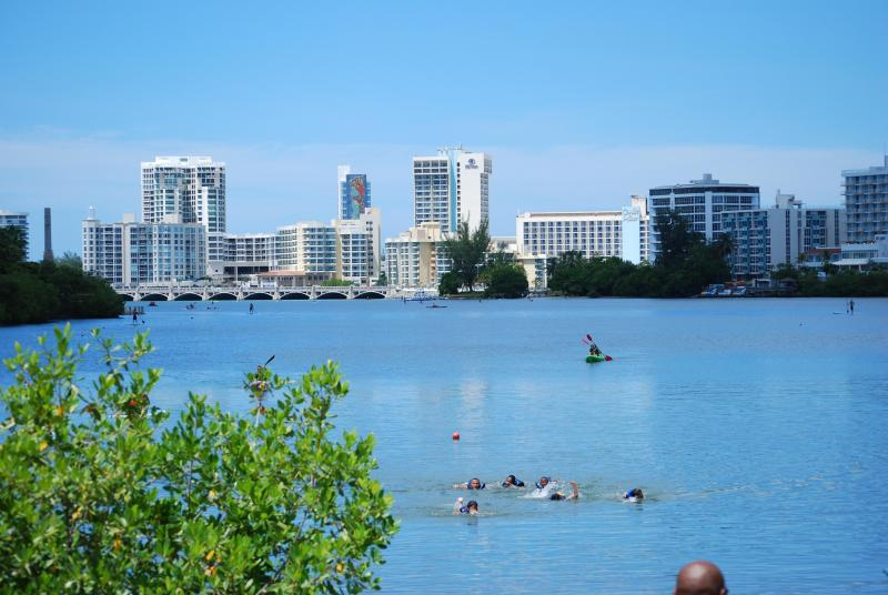 Best Deal by the Condado Lagoon Park, Apt. #2