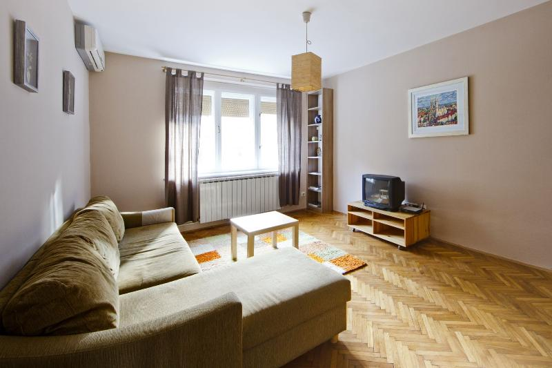 Cosy apartment in centre of Zagreb, vacation rental in Zagreb