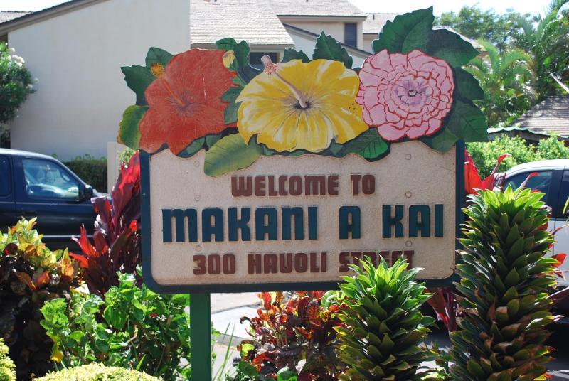 Aloha Welcome to Makani A Kai