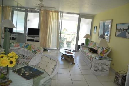 Unit 44 Living Room