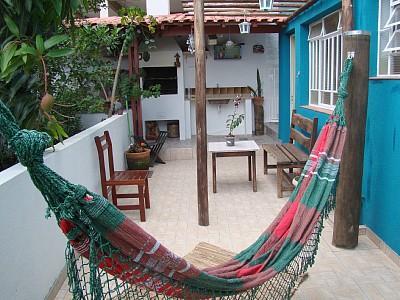 Casa para temporada em Águas de Lindoia, SP, location de vacances à Indianopolis
