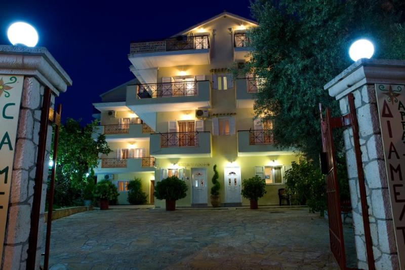 Double room-studio, garden view, Pansion Filoxenia, vacation rental in Lefkada