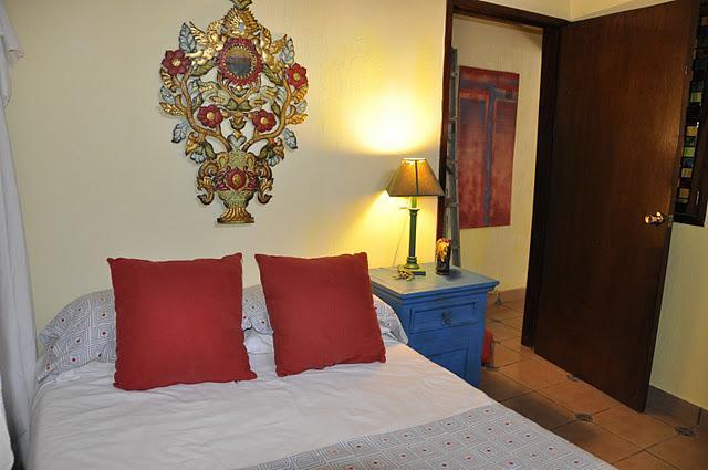 1st Bedroom with ensuite  main floor