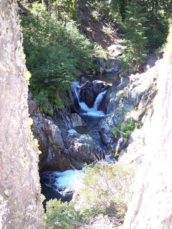 Falls Hike-Johnsville