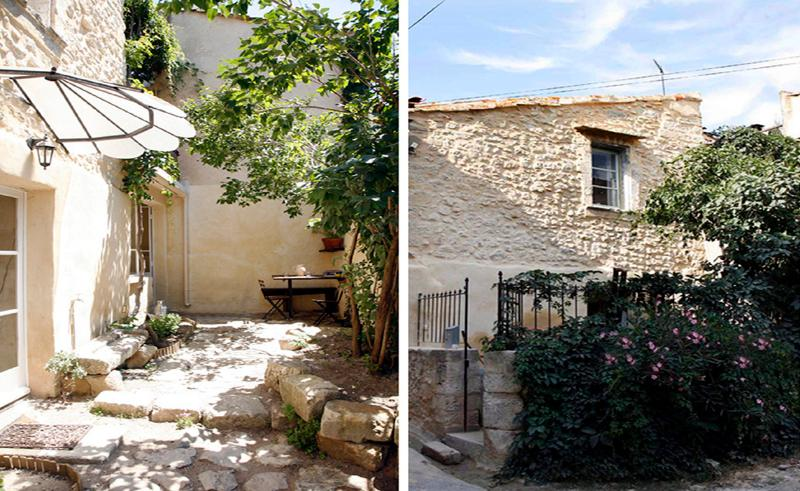 Stone Village House between Uzes & Pont du Gard, location de vacances à Sanilhac-Sagriès