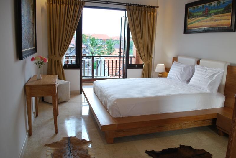 Chambre 1 avec lit Double de taille