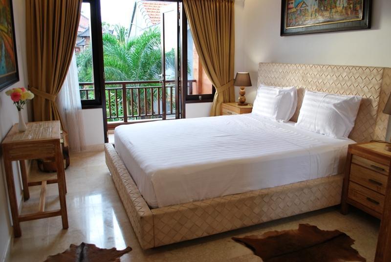 Chambre 4 avec un lit Double de taille