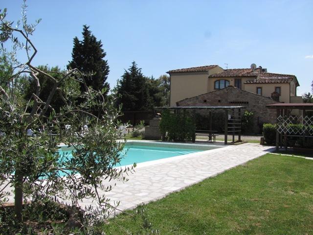 Casa Rossa - Swimming pool