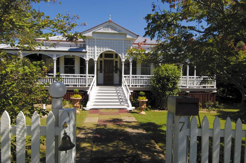 Multi Award Winning Historical Wiss House Bed And Breakfast, casa vacanza a Scenic Rim