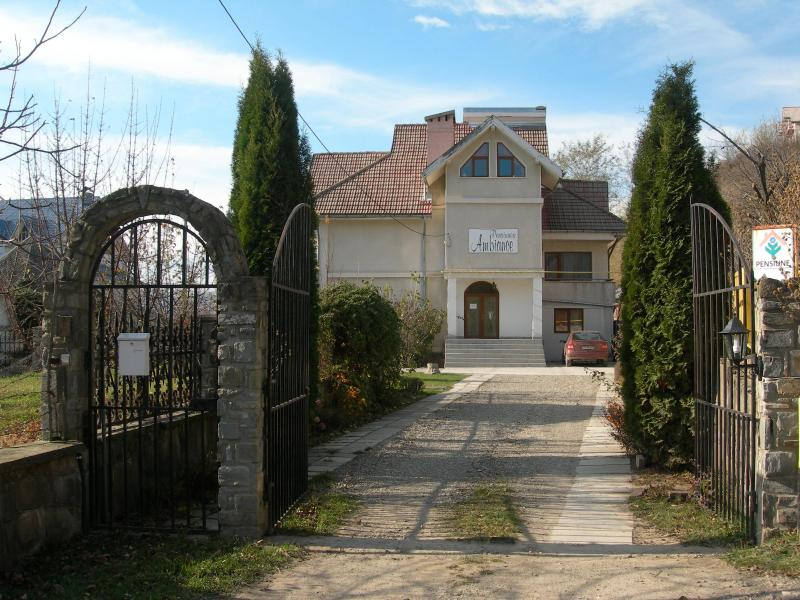 Ambiance Guesthouse, holiday rental in Tarcau