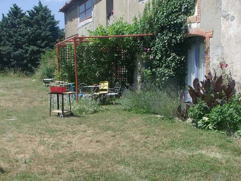 garden terrasse