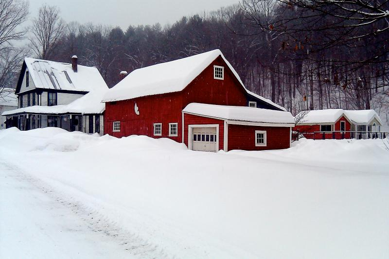 Live & Breathe VT- Village Home, Yoga Studio, Ski!, holiday rental in Wardsboro