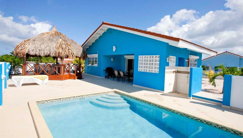 Villa Blou Curacao