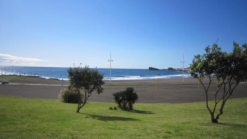 Beach at 300 meters