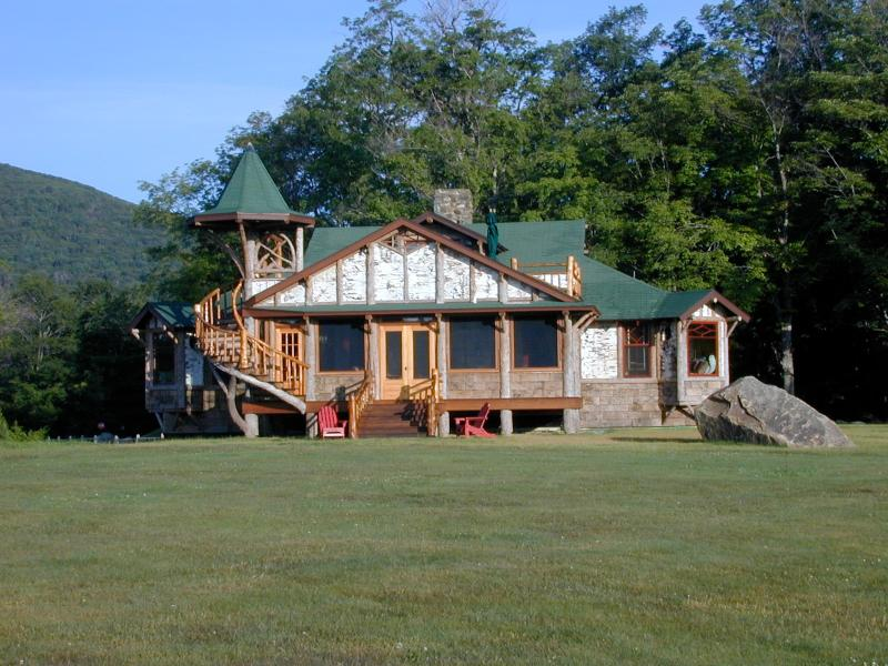 Camp Little Pine, vacation rental in Lake Placid