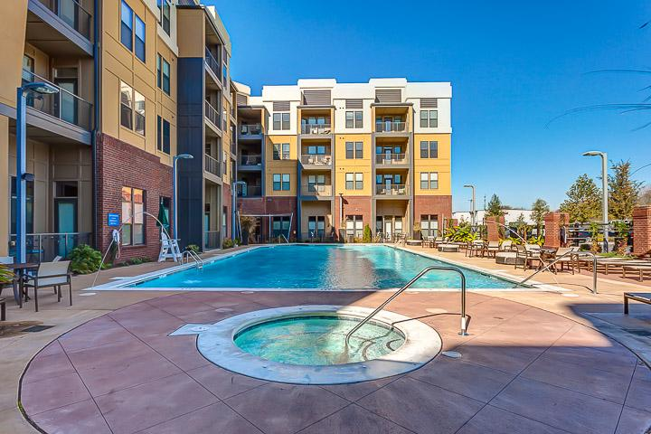 Stay Alfred Nashville Vacation Rental Community Pool