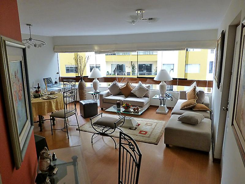 Top Class Apartment in Miraflores (Lima-Peru), vacation rental in Lima