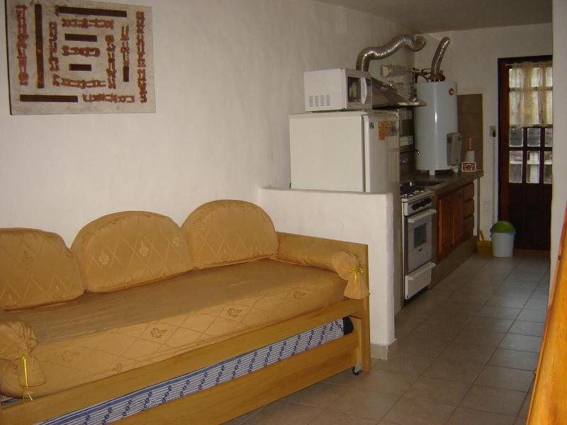 Complejo Tehuelches apartment with heated pool, holiday rental in Province of Chubut