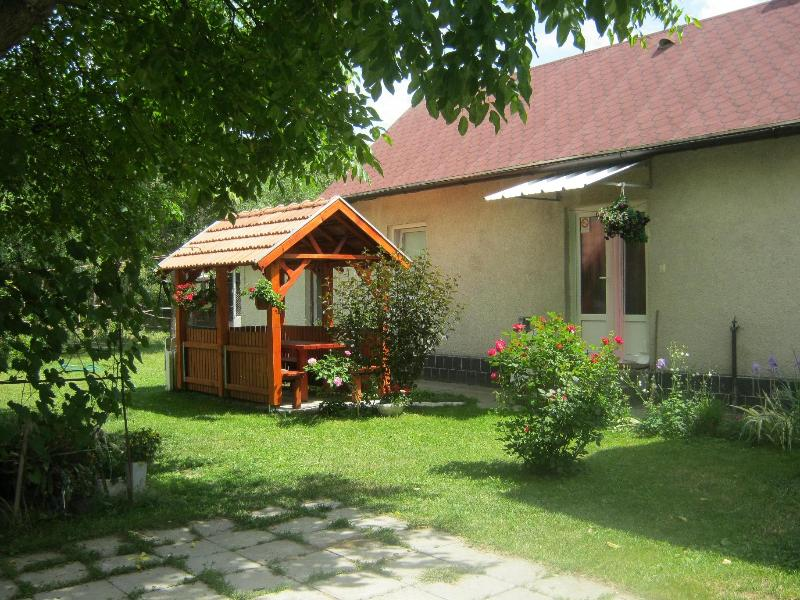 3349 Nagyvisnyó Ady Endre út 45., holiday rental in Tardona