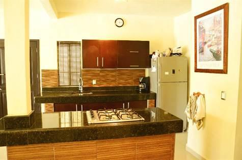 Kitchen and Center Isle