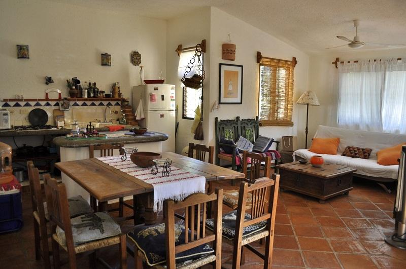 comedor sala cocina