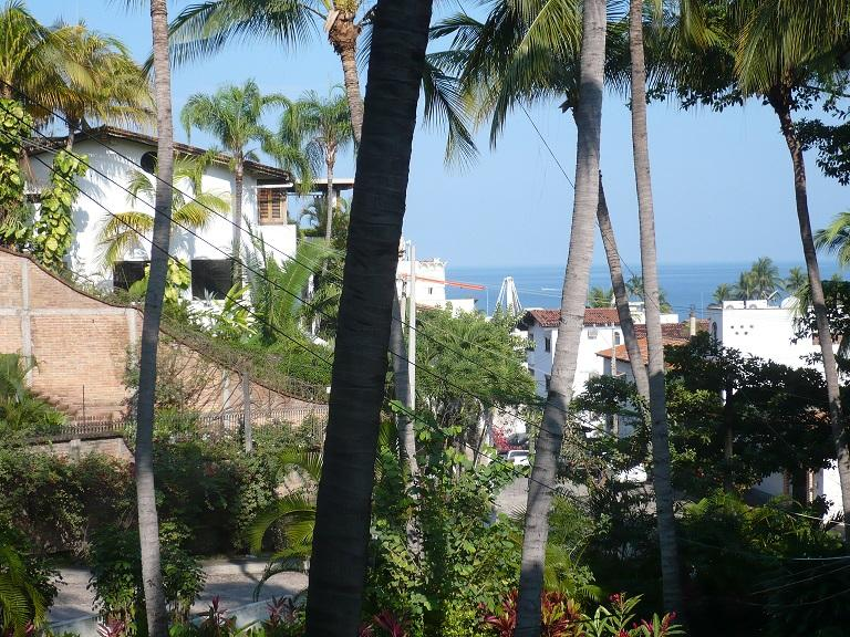 quick  stroll from condo to beautiful Los Muertos beach and shops and great restaurants!