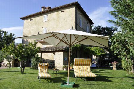 villa in Città di Castello Perugia Umbria, vacation rental in Trestina