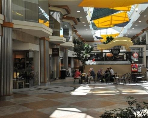 Attached Mall