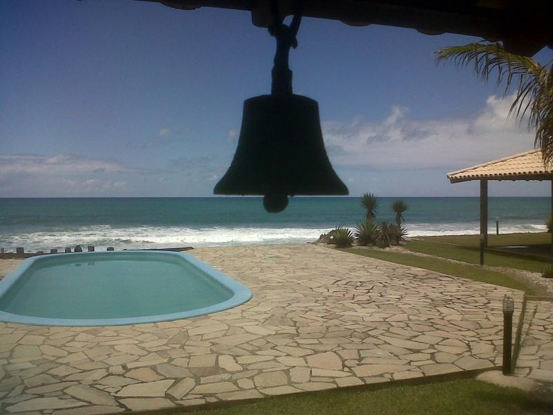BRASIL MACEIO ALAGOAS CASA FRENTA AL MAR, location de vacances à Barra de Sao Miguel