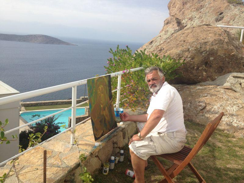 moonlight houses super sea view places,, alquiler de vacaciones en Gumusluk