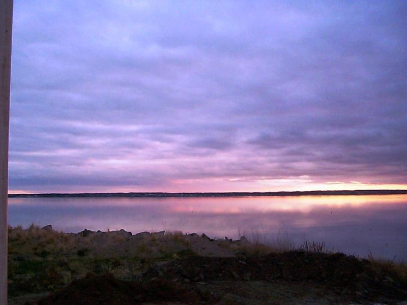 Levantarse temprano y ver el maravilloso amanecer
