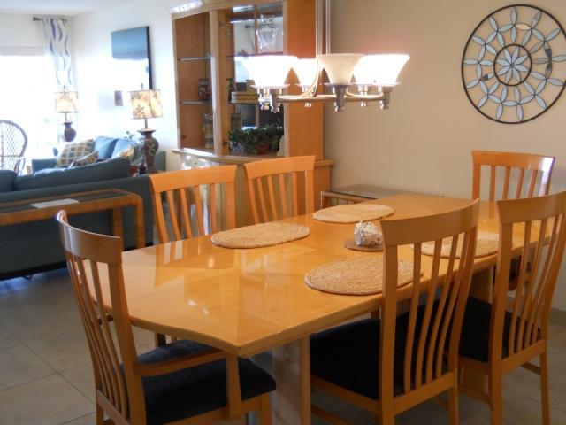 Matsal och vardagsrum