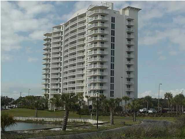 Terrace Building at Pelican Beach escort