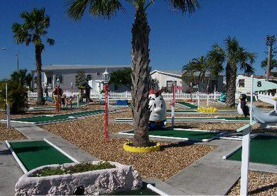 Minature golf